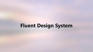Windows 10 Fluent Design - Trailer