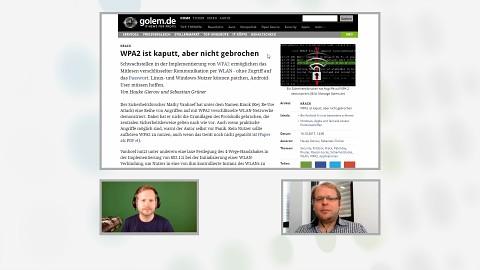 Sicherheitsproblem bei WPA2 - das kann der Nutzer tun