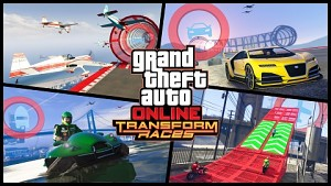 GTA Online - Trailer (Transform Races)
