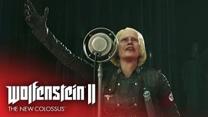 Wolfenstein 2 The New Colossus - Trailer (Launch, DE)