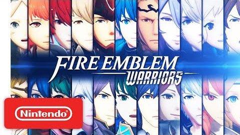 Fire Emblem Warriors - Trailer (Launch)