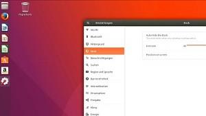 Ubuntu 17.10 mit Gnome ausprobiert