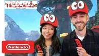 Super Mario Odyssey - Gameplay (Koop)