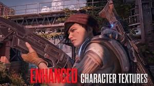 Gears of War 4 auf der Xbox One X - Trailer