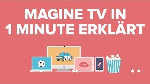 Online Fernsehen mit Magine TV (Firmenvideo)