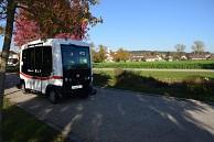 Bahn testet autonome Kleinbusse in Bayern