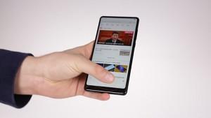 Xiaomi Mi Mix 2 - Test