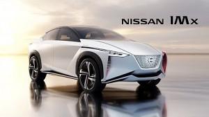 Nissan IMx Concept - Trailer