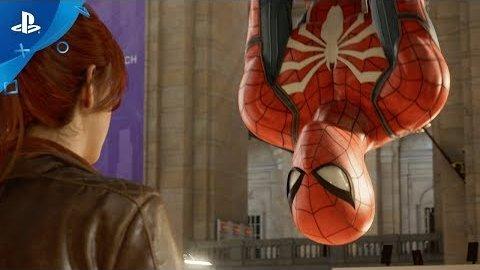Marvel's Spider-Man - Trailer (PGW 2017)