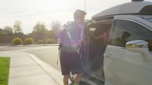 Waymo fährt autonom mit dem Minivan