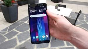 HTC U11 Plus - Hands on