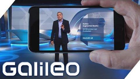 Galileo AR - Testvideo (ProSieben)