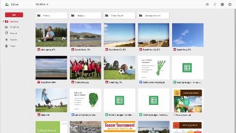 Google Drive - Trailer