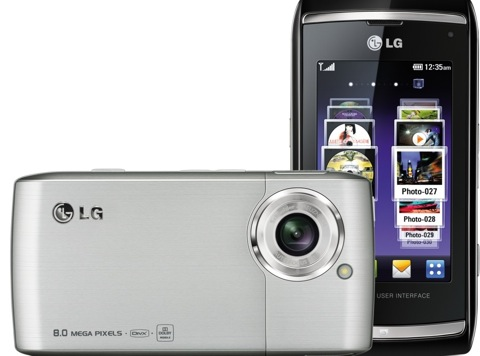 LG Viewty Smart GC900 - Trailer