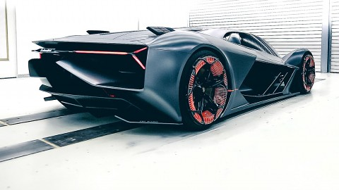 Lamborghini zeigt den Terzo Millennio