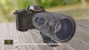 Pansonic stellt die Lumix G9 vor