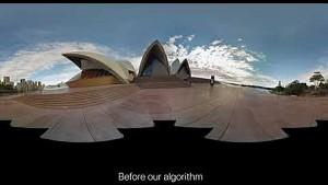 Google zeigt den neuen Street-View-Algorithmus