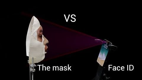 Bkav entsperrt das iPhone X mit einer Maske