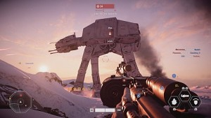 Star Wars Battlefront 2 - Test