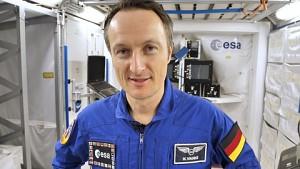 Astronaut Matthias Maurer - Interview