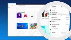 Mozilla zeigt Firefox Quantum (Herstellervideo)