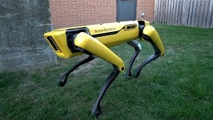 Vierbeiniger Roboter Spot Mini - Boston Dynamics