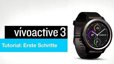 Garmin - Vivoactive 3 erste Schritte (Trailer)