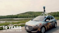 10 Jahre Google Streetview (Firmenvideo)
