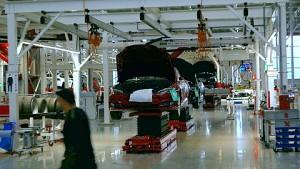 Tesla-Montagewerk Tilburg - Bericht