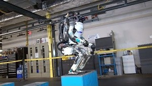 Humanoider Roboter Atlas - Boston Dynamics