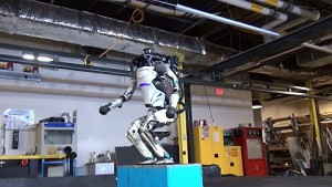 Humanoider Roboter Atlas - Boston Dynamics