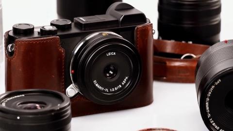 Leica CL - Trailer