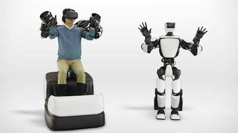 Humanoider Roboter T-HR3 - Toyota
