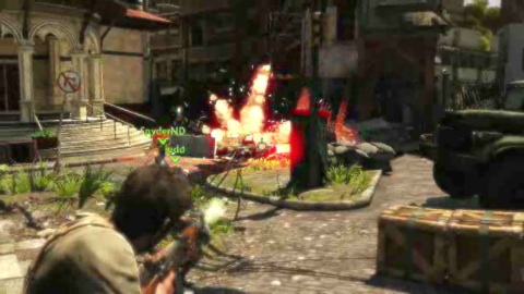 Uncharted 2 Among Thieves - Mehrspieler-Trailer