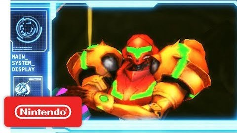 Metroid Samus Returns - Trailer (Universe)