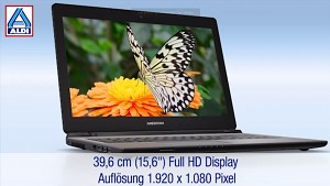 Kaby-Lake-Notebook bei Aldi für 600 Euro - Trailer