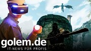 Skyrim in Virtual Reality auf der Playstation - Fazit