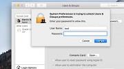 Root-Bug in MacOS High Sierra ausprobiert