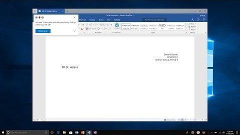 Microsoft zeigt Sets für Windows 10 - Trailer