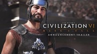 Civilization 6 Erweiterung Rise and Fall - Trailer