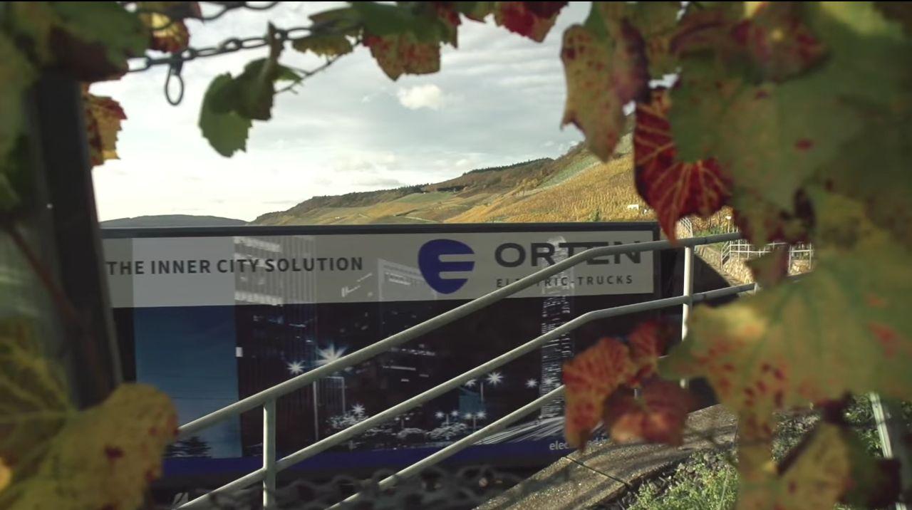 Orten E 75 AT - Herstellerfilm