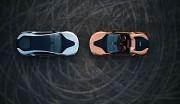 Der neue BMW i8 Roadster und das BMW i8 Coupe 2018