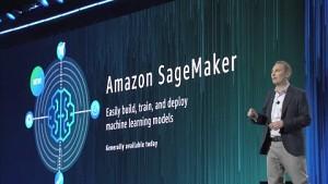 AWS stellt Sagemaker vor - Präsentation