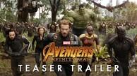 Avengers Infinity War - Teaser (englisch)