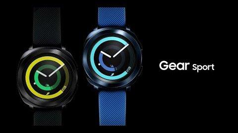 Samsung Gear Sport - Trailer