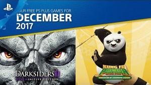 Playstation-Plus-Spiele für Dezember 2017