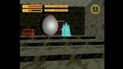 King's Field (1994) - Golem retro_