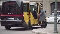 Moia-Bus - Einführung