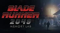 Blade Runner 2049 - Memory Lab VR-Erfahrung