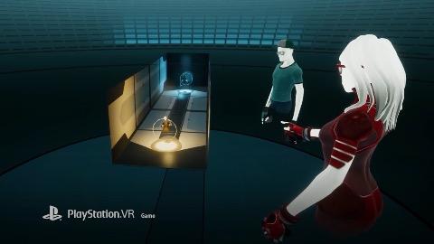 Sparc - Trailer (Launch, PSVR)